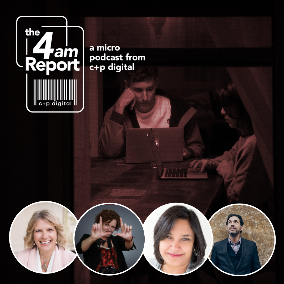 A Rebuilding Roundup: Moving Into Our New Normal, with Helen Patterson, Sandra D'Souza, Janine Harris, and Scott MacMillan